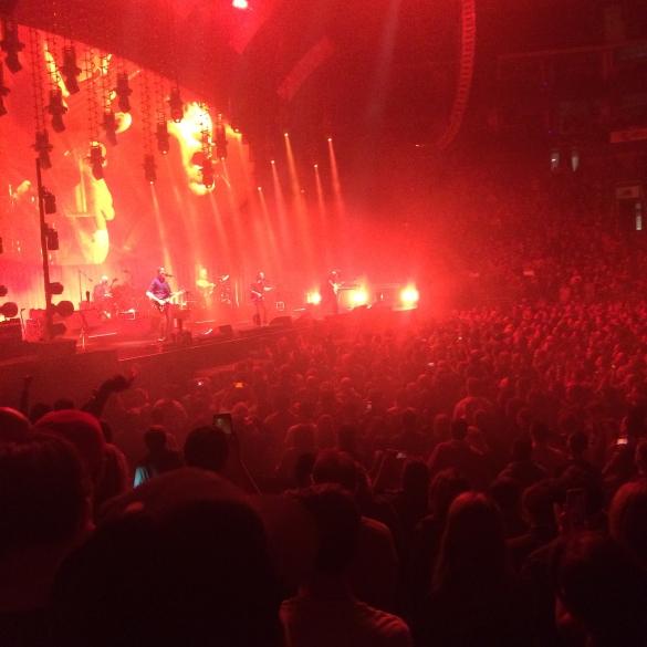 RadioheadSprintCenter